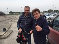 4 classificato Rally Cross Cervia 1 marzo 2015